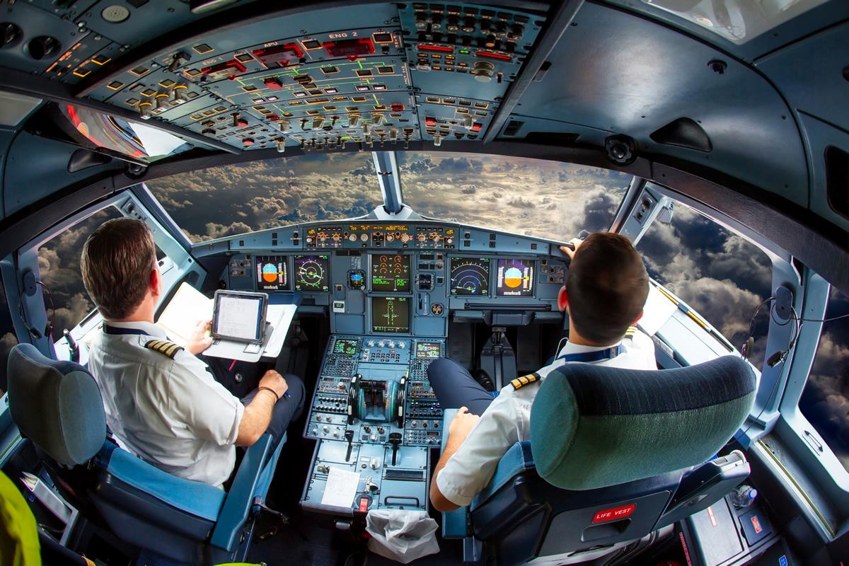 Commercial Pilot Flight Training